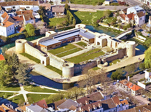 château de Brie-Comte-Robert 2005