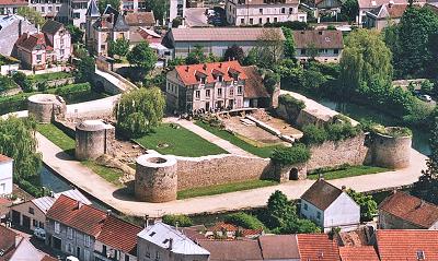 Château de Bri-Comte-Robert